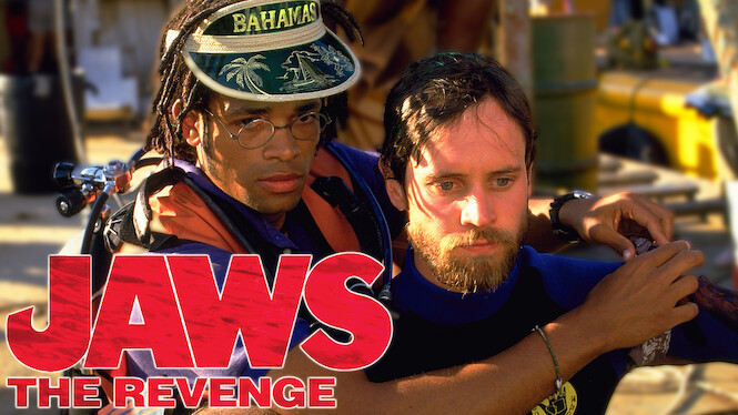 Jaws: The Revenge on Netflix USA
