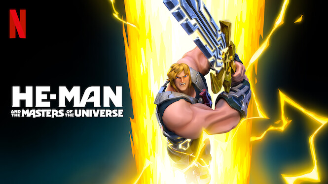 He-Man and the Masters of the Universe on Netflix USA