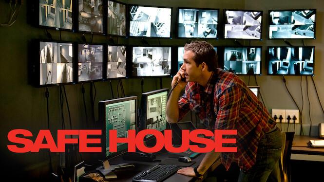 Safe House on Netflix USA