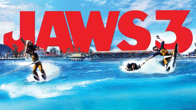 Jaws 3 on Netflix USA