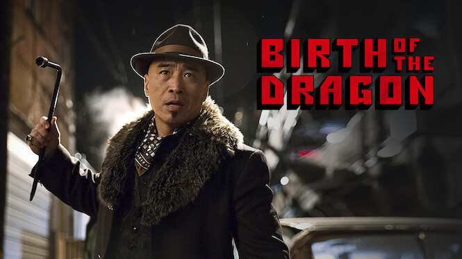Birth of the Dragon on Netflix USA